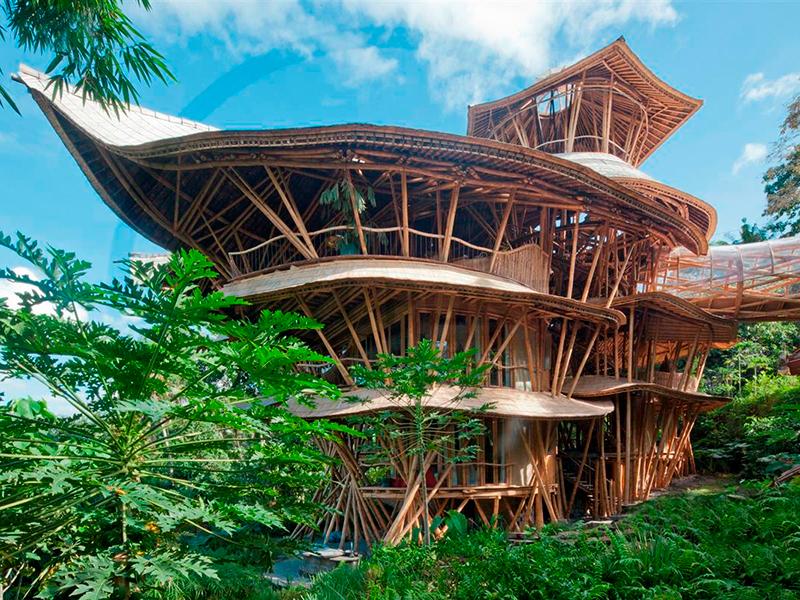 Cinco materiales de construcción ecológicos
