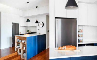 Diseño inteligente para cocinas pequeñas