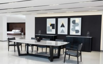 Moda y diseño interior, inspiración mutua